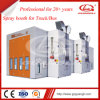 High Quality Ce Approved Large Size Truck Spray Booth Wtih 3D Moveable Lift Option