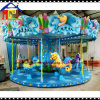 Ocean World Carousel 16p Merry Go Around Amusement Kiddie Ride