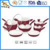 OEM Ceramic Nonstick Aluminun Cookware Set 12PC (CX- AS1203)