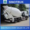 Construction Machinery 3-16 Cbm 4X2 6X4 8X4 Concrete Mixer Truck