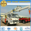 Sinotruk HOWO 12m to 16m Over Head Working Truck Insulated Aerial Bucket