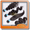 Grade 5A Brazilian Human Hair Weft with 100% Remy Hair