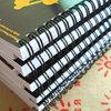 Plastic Cover Yo Binding Note Book Printing