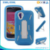 Wholesale Kickstand PC Silicone Case Cover for Blu Dash C Music D380L D390