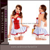 Sweet Sequined Adult Cosplay Christmas Carnival Country Girl Costume (8853)