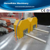 Double Two Cavity PVC Pipe Extruding Machine