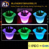 Home Bar Party Decorative Colorful Plastic LED Bucket