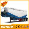 Chhgc 3axle Bulk Cement Tanker Semi Trailer