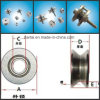 Stainless Guiding Pulley (Stainless Idler Pulley, Roller Guide)