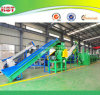 PP/PE Film/Woven Bag/Bottles Crushing and Washing Machines Line