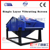 High Efficiency Single Layer Vibrating Screen with Best Servince and Price
