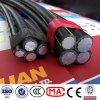 LV Quadruplex Conductor 600V Urd Aluminum Cable