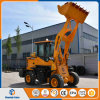 Articulated Mini Wheel Loader Zl 16 with Spare Parts Tire