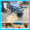 3-4t/H Chicken Horse Bedding Automatic Wood Shaving Machine Price