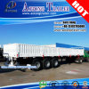 Tri-Axle 20 40FT Cargo Side Wall Trailer/Flatbed Container Semi Trailer
