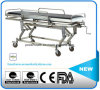 Stainless Steel Manual One Function Transport Stretcher