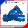 Industrial Cast Iron Filter with Grooved End