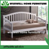 Solid Pine Wood Living Room Sofa Bed Furniture (W-B-5050)