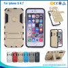 New Design 3 in 1 Case for iPhone 6s, for iPhone 6 Case Combo, for iPhone 6 6s Case Kickstand