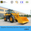 3ton Front Wheel Loader Building Machine Zl30