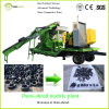 Dura-Shred Hot Sale Tire Cutter (Mobile Plant)