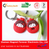 Customize Lovely Soft PVC Keyring with Your Logo