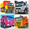 Earth moving truck, Sinotruk HOWO 6X4 15cbm Tipper Dump Truck