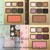 Good Quality Too Faced Eyeshadow 7 Colors Waterproof Eyeshadow Palette Latte Mocha Cookie