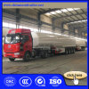 4 Axles Fuel Tanker Semi Trailer