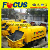 Good Performance with Comptetive Price Electric Power Trailer Concrete Pump 90kw
