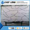 White Marble Color Artificial Engineering Quartz Stone