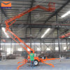 14m Tow Behind Ewp Aerial Work Lift Platform for Sign Installation
