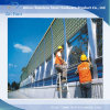 Top Arc Noise Barrier Wall /Metel Nosie Barrier Wall
