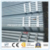 ERW Welded Carbon Black Structure Welded Steel Pipe