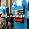 Rubber Speed Bump Vulcanizing Press Curing Vulcanizer Machine
