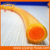 Clear Orange PVC Spray Hose
