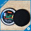 Round Woven Badges Custom