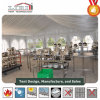 25X30m Big Wedding Church Tent with Magnificent Decoration Lining
