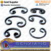 Elements Wrought Iron C Scrolls