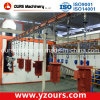 Complete Automatic Powder Coating Line for Motors