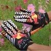 Black Quality Comfortable Motorcycle Cycling Sport Glove (MAG60)