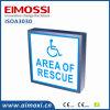 LED AVB Method on Air in Use Hospital Signs