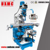 Vertical and Horizontal Turret Milling Machine (X6332WA turret machine)