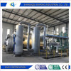 Batch Type 10 Tons City Waste Recycling to Power Machine