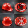 Building Material HDPE Helmet Motorcycle Helmet (SH502)