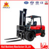 Niuli 4 Ton 4000kg Diesel Forklift with Isuzu Engine