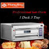 Good Price Professional Commercial 3 Tray Gas Oven for Baking