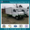 Sinotruk Cdw 1.5t Mini Box Food Van Cargo Truck