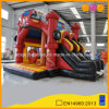Aoqi Hot Sale Infatable Bouncer, Fire Station Inflatable Fun City (AQ07185)