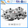 18/10 Stainless Steel Cookware Set for Home Appliance (BTA-1624)